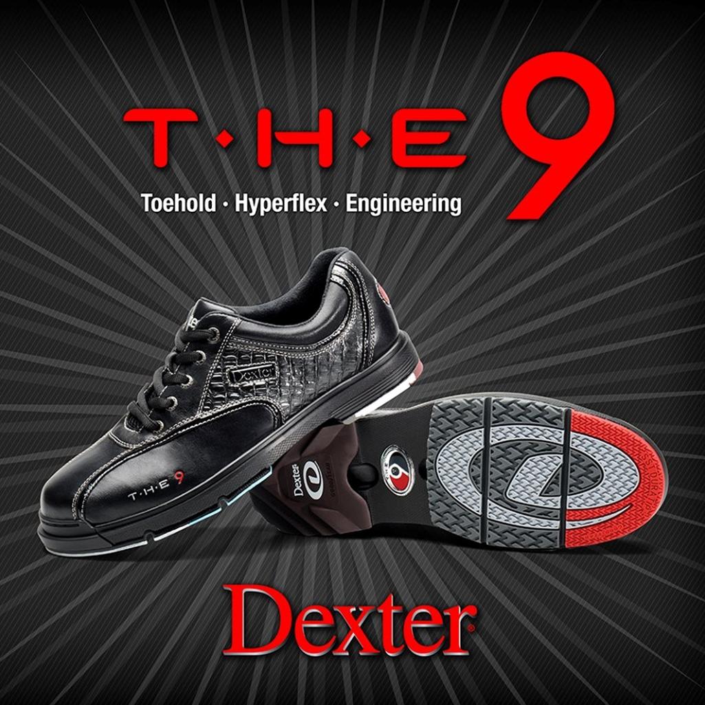 871047221b Dexter Mens SST The 9 Bowling Shoes