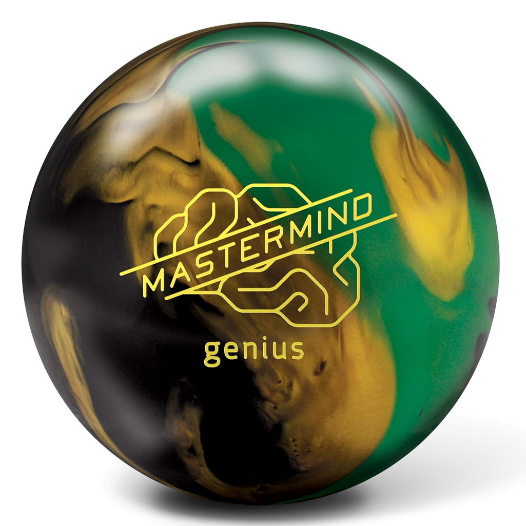 Brunswick Mastermind Genius Bowling Ball