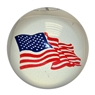 Candlepin Ball USA Flag