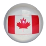 Duckpin Ball Canadian Flag