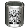 """Beer Frame"" Can Cooler"