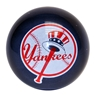 New York Yankees Duckpin Ball