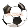 Clear Soccer Ball Bowling Ball