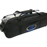 Elite Express Triple Tote Roller Bowling Bag- Black