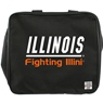University of Illinois Bowling Bag- Black/Orange/White