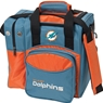 NFL Single Bowling Bag- Miami Dolphins