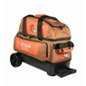 NFL Double Roller Bowling Bag- Cleveland Browns