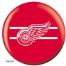 Detroit Red Wings NHL Bowling Ball