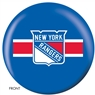 New York Rangers NHL Bowling Ball