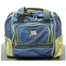 Bowlerstore Via Single Ball Bowling Bag- Blue/Tan
