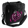 Bowlerstore Peace Sign Bowling Bag- Black/Purple