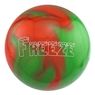 Columbia Freeze Bowling Ball- Neon/Orange/Green