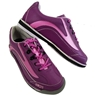900 Global Womens Sport Classic Purple/Pink Bowling Shoes- Left Hand