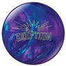 Columbia Eruption Bowling Ball
