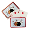 Bowling Ball & Pins Playing Cards