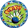 Birthday Party Strike Plates Pack of 12