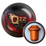 MOTIV QZ2 Backdraft Bowling Ball