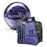 Brunswick Slingshot Bowling Package- Purple/Black