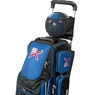 Joey Add On Ball Bag for Roller Bags- Black