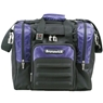 Brunswick Flash Single Tote Bowling Bag- Purple/Black