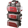 Storm Rolling Thunder 6 Bowling Bag- Gray/Black/Silver