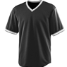 STYLE 473- WICKING V-NECK BASEBALL JERSEY - YOUTH