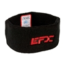 EFX Terry Cloth Sweatband- Black/Red