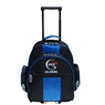 900 Global Value 1 Ball Roller Bowling Bag- Blue/Black