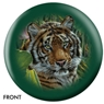 Tiger Bowling Ball- By Lee Kronschroeder