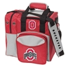 Ohio State University Bowling Bag- Black/Scarlet/White