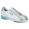 Storm SP 601 Womens Bowling Shoes- White/Silver/Teal