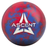 Motiv Ascent Solid Bowling Ball - Blue/Red