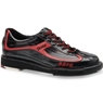 Dexter Mens SST 8 Bowling Shoes- Red/Black Wide Width