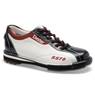 Dexter Womens SST 8 LE Bowling Shoes- White/Black/Red- Wide Width