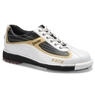Dexter Mens SST 8 Bowling Shoes- White/Black/Gold