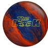 900 Global The Look Hybrid Bowling Ball- Blue/Orange