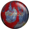 900 Global Wisdom Pearl Bowling Ball- Red/Silver