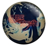 900 Global Sure Thing Hybrid Bowling Ball- Navy/Oyster