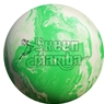 AMF Green Mamba Bowling Ball