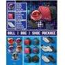 Brunswick Slingshot Bowling Ball, Eliminator Bag and Shoe Package
