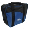 Aurora 2 Ball Soft Pack Bowling Bag- Blue/Black