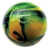 Paramount Glow Candlepin Bowling Ball- Yellow/Black