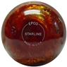 Candlepin Starline Bowling Ball- Purple Pearl