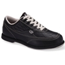 Dexter Mens Turbo II Black Bowling Shoes- Wide Width