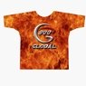 900 Global Bowling Flames Dye-Sublimated Shirt