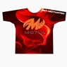Motiv Bowling Vector Flame Dye-Sublimated Shirt