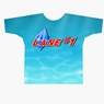 Lane 1 Bowling Underwater Dye-Sublimated Shirt