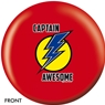 Captain Awesome Bowling Ball