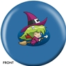 Cute Witch Bowling Ball