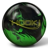900 Global Hook Bowling Ball- Black/Neon Green